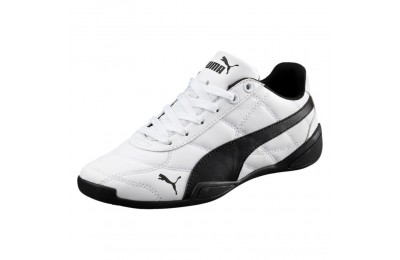 Puma Tune Cat 3 Shoes PS White- Black Sales
