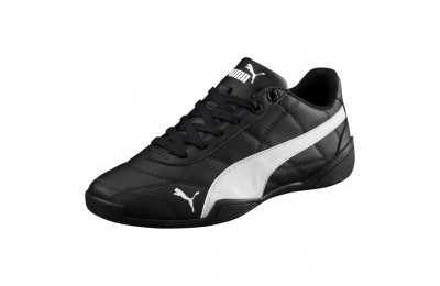 Puma Tune Cat 3 Shoes PS Black- White Sales