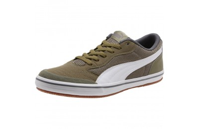 Puma Astro Sala Men's Sneakers Burnt Olive- White Sales