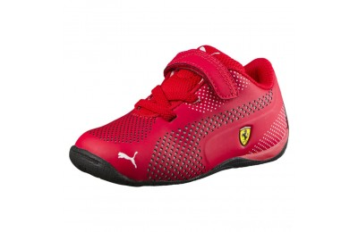 Puma Scuderia Ferrari Drift Cat 5 Ultra Shoes INFRosso Corsa- White Sales
