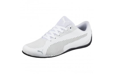 Puma Drift Cat Ultra Reflective Men's Shoes White- Black Sales