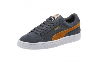 Puma Suede Classic JR Sneakers Iron Gate-Buckthorn Sales