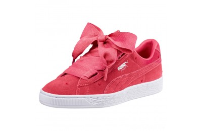 Puma Suede Heart Valentine JR Sneakers Paradise Pink-Paradise Pink Sales