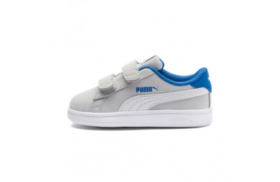 Puma PUMA Smash v2 Buck Sneakers INFGray Violet- White Sales