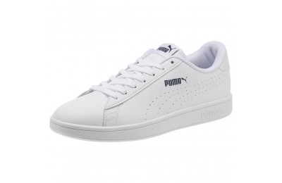 Puma PUMA Smash v2 Leather Perf Sneakers White- White Sales