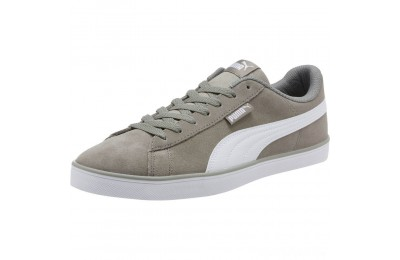 Puma Urban Plus Suede Sneakers Rock Ridge- White Sales