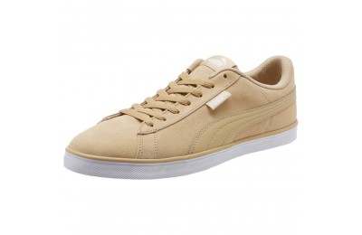 Puma Urban Plus Suede Sneakers Taos Taupe-Taos Taupe Sales