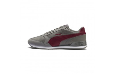 Puma ST Runner v2 NL Sneakers Charcoal Gray-Cordovan Sales