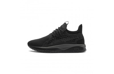 Puma TSUGI NETFIT v2 Sneakers Black-Dark Shadow-Fig Sales