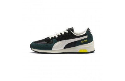 Puma RS-350 OG Men's Sneakers Black-Ponderosa Pine Sales