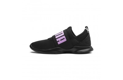 Puma Dare Women's Sneakers Black-Orchid Sales