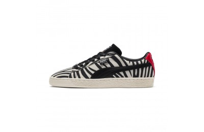 Puma PUMA x Paul Stanley Suede Men's Sneakers White- Black Sales
