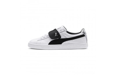 Puma PUMA x KARL LAGERFELD Suede Classic Sneakers White- Black Sales