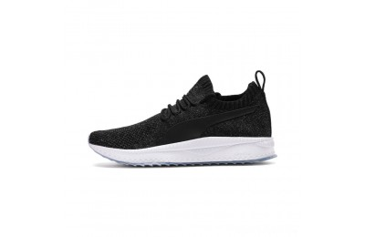 Puma TSUGI Apex evoKNIT Men's Sneakers Black-Iron Gate Sales
