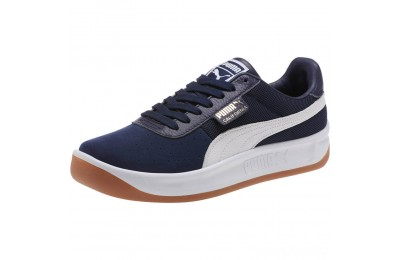 Puma California Casual Sneakers Peacoat- White Sales