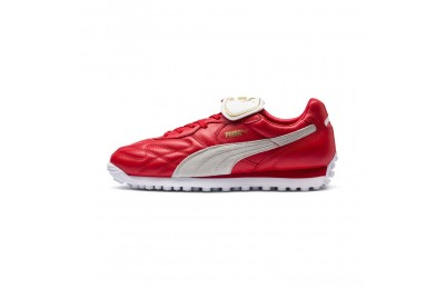 Puma King Avanti Legends Pack Sneakers Red- White Sales
