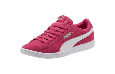 Puma PUMA Vikky Sneakers JRBeetroot Purple- White Sales
