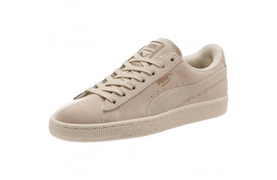 Puma Basket Classic LunarGlow Women's Sneakers Birch-Birch Sales