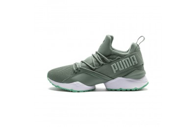 Puma Muse Maia Street 2 Women's Sneakers Laurel Wreath-Laurel Wreath Sales