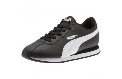 Puma Turin II JR Sneakers Black- White Sales
