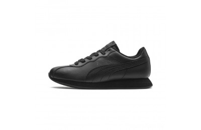 Puma Turin II JR Sneakers Black- Black Sales