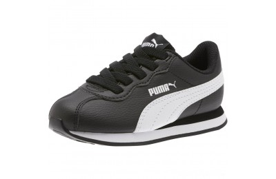Puma Turin II AC Preschool Sneakers Black- White Sales