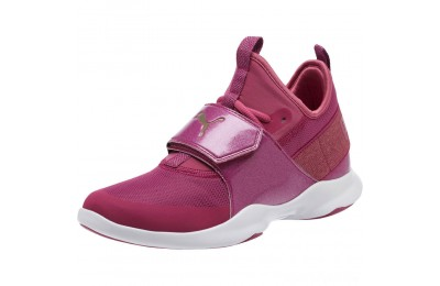 Puma Puma Dare Trainer Bling Sneakers Magenta Haze-Magenta-White Sales