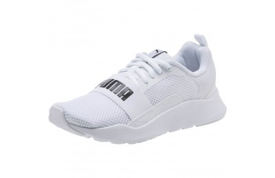 Puma PUMA Wired JR Sneakers White- White-White Sales