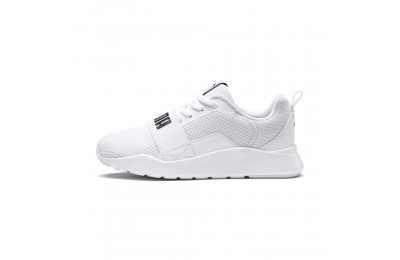 Puma PUMA Wired Sneakers White- White-White Sales