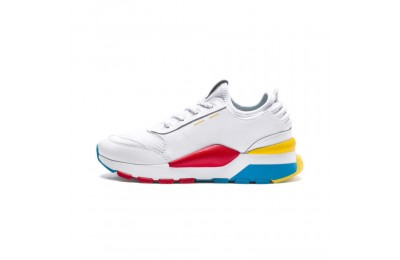 Puma RS-0 Play JR Sneakers White- White-White Sales