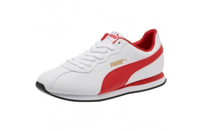 Puma Puma Turin II Sneakers White-High Risk Red Sales