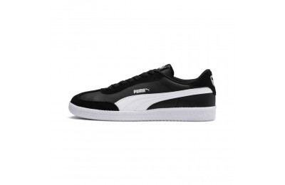 Puma Astro Cup SL Black- White Sales