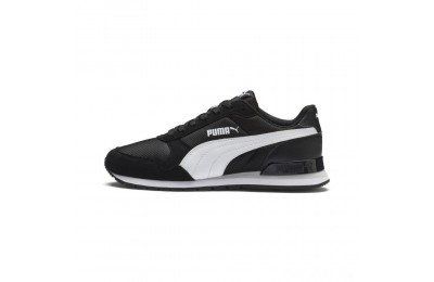 Puma ST Runner v2 Mesh AC Sneakers PS Black- White Sales