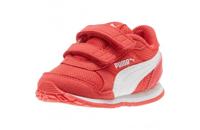 Puma ST Runner v2 Mesh AC Sneakers INFHibiscus - White Sales