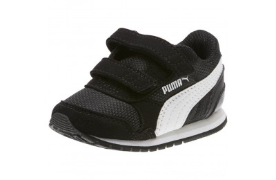 Puma ST Runner v2 Mesh AC Sneakers INF Black- White Sales