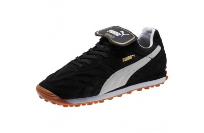 Puma King Avanti Soccer Cleats Black- White Sales