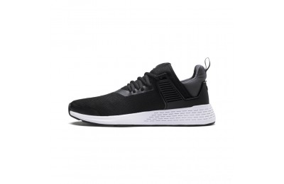 Puma Insurge Mesh Sneakers Black-Iron Gate-White Sales