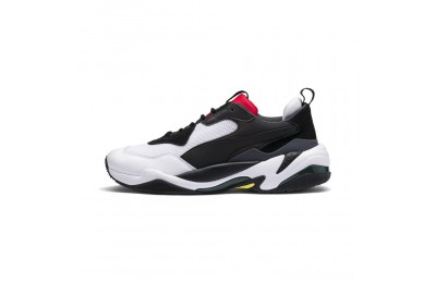 Puma Thunder Spectra Men's Sneakers Black-High Risk Red Sales