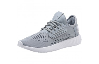Puma Uprise Mesh Men's Sneakers Quarry-White-White Sales