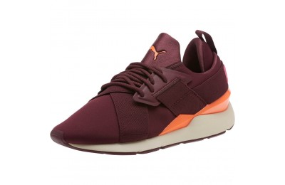 Puma Muse Chase Women's Sneakers Fig-Shocking Orange Sales