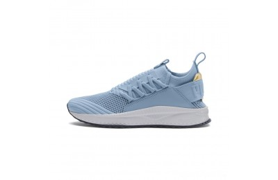 Puma TSUGI JUN Colour Shift Women's Sneakers CERULEAN-Peacoat- White Sales