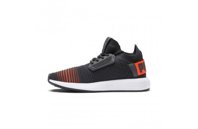 Puma Uprise Color Shift JR Sneakers Iron Gate-Orange-White Sales