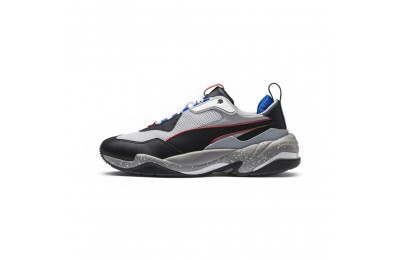 Puma Thunder Electric Sneakers Gr Violet-Black-QUIET SHADE Sales
