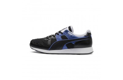 Puma RS-100 Sound Men's Sneakers Black- White-White Sales
