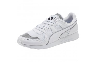 Puma RS-100 Optic Men's Sneakers P White-P Silver- White Sales