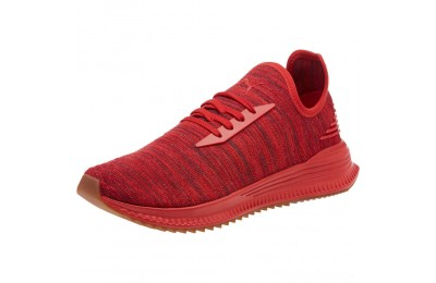 Puma AVID evoKNIT SU GumHigh Risk Red Sales
