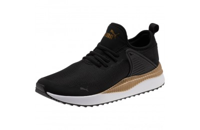Puma Pacer Next Cage Metallic Wns Black-Gold Sales