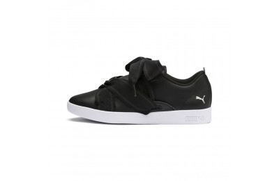 Puma PUMA Smash Women's Buckle Sneakers Black- White Sales