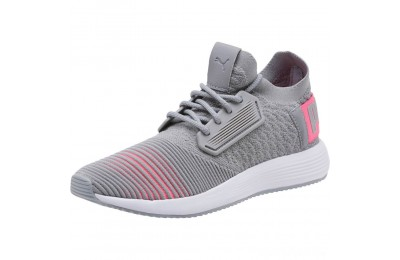 Puma Uprise Color Shift Women's Sneakers Quarry-KNOCKOUT PINK-White Sales