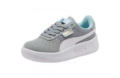 Puma California Casual Sneakers PSQuarry- White- Gold Sales